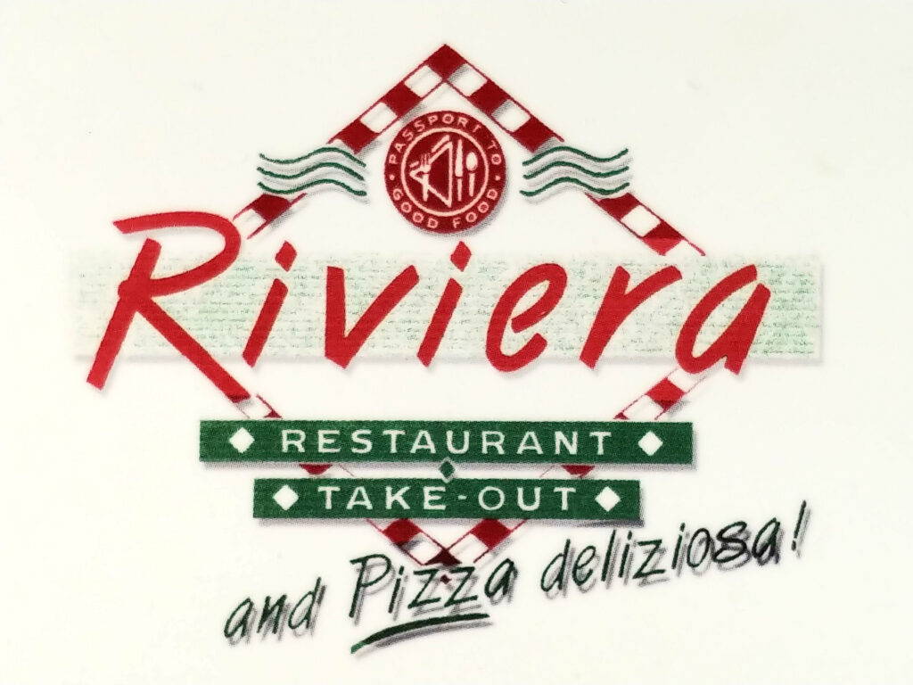 Riviera Pizza has two different locations in New Jersey; Medford and Medford Lakes.
